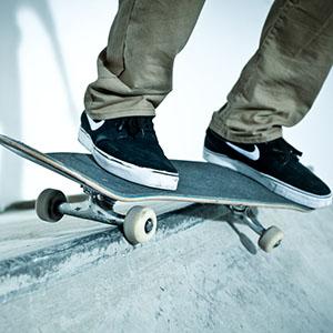 Skateboardlager